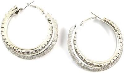 Ammvi For Women Alloy Hoop Earring