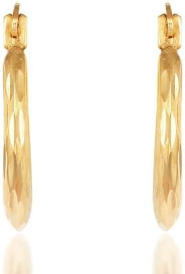 Kashvi Designer Brass Hoop Earring