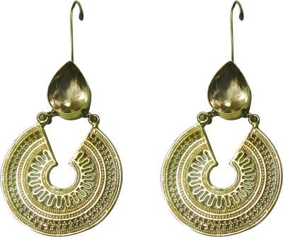 zenith jewels princess22 Brass Chandelier Earring