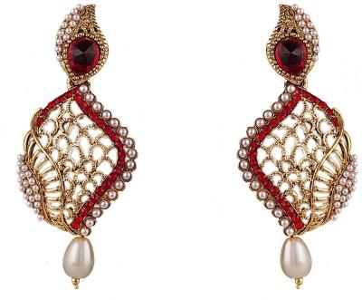 R18Jewels-Fashion&U Royal Princess Anushka Metal Drop Earring