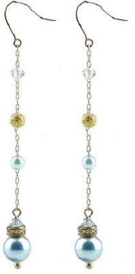 Rumi Delight Charming Metal Tassel Earring