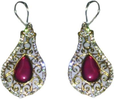 zenith jewels princess20 Brass Chandelier Earring