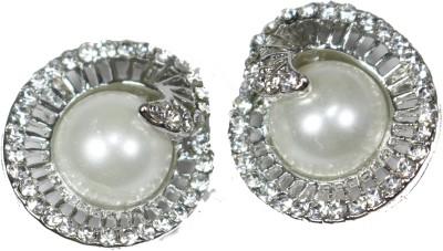 Navisha Trending Fashion Metal Stud Earring