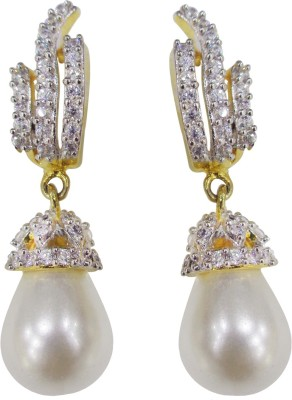 Beauty Concept er_11 Cubic Zirconia Alloy Drop Earring
