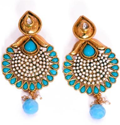 PFJ PFJ3004 Brass, Copper Drop Earring