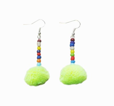 Juhi Malhotra Neon beauty Plastic Dangle Earring