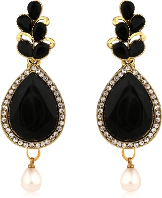 Inaya Designer Alloy Drop Earring