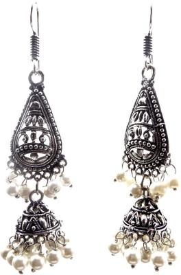 Shiv Kutumb Delight Metal Jhumki Earring
