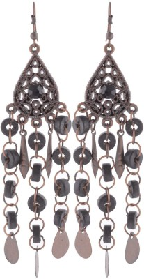 Sale Funda Rust Antique Alloy Dangle Earring