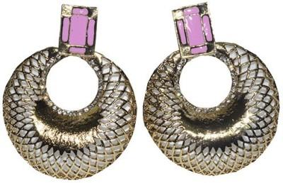 Mrinalini Contemporary Alloy Chandbali Earring