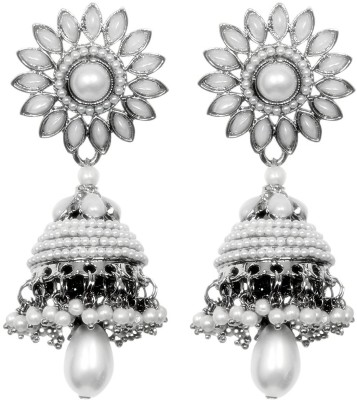 Rituals Ethnicity Pearl Alloy Drop Earring