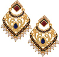Maayra Smashing Designer Copper Drop Earring best price on Flipkart @ Rs. 674