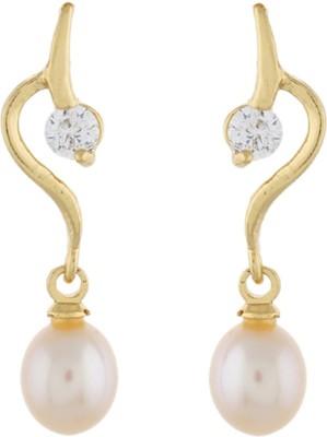 Classique DesignerJewellery Stone Earrings Pearl Alloy Stud Earring