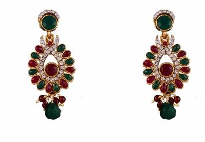 R18Jewels-Fashion&U Princess Swaragini Metal Drop Earring