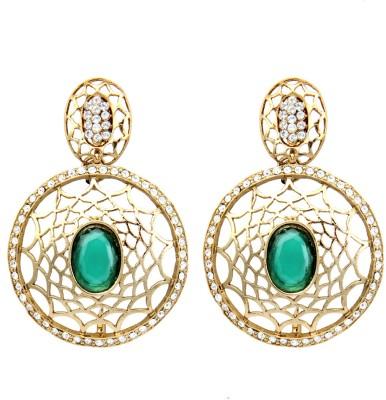 Arsya Jewellery Alloy Chandelier Earring