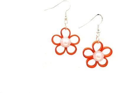 Adhiraa Creations Flora Paper Dangle Earring