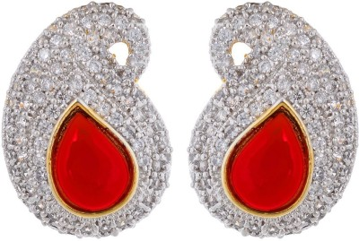 tsb RETAILS ER-0173 Brass Stud Earring
