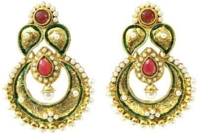 Colors Inc. Wedding Jewellery Alloy Chandbali Earring