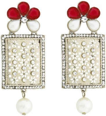 the jewelbox Designer Copper Drop Earring