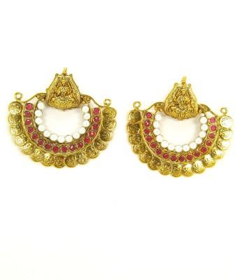 Anvi Stunning Diva Alloy Chandbali Earring