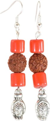 Ba No Batwo budhha Metal Dangle Earring