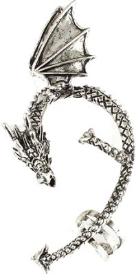 Amour Stylish One Piece Dragon Alloy Cuff Earring