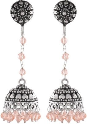 Ganapathy Gems 5886 Metal Jhumki Earring