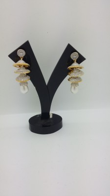 Aakarshan a6 Copper Earring Set