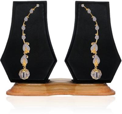 Aamoye Brass Cuff Earring