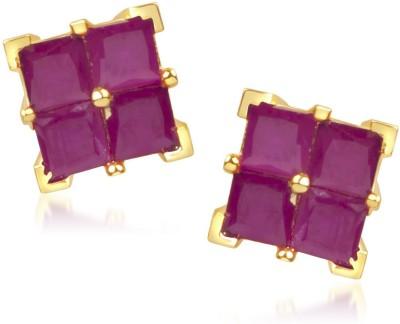 Amaal Amaal Earrings For Women, Girls Fancy Party Wear Diamond Earrings Cubic Zirconia Alloy Stud Earring