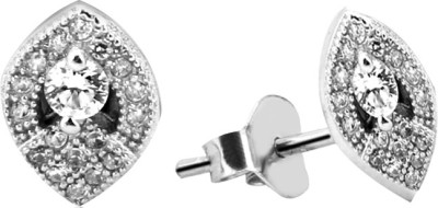 Payalwala Alecto Sterling Silver Stud Earring
