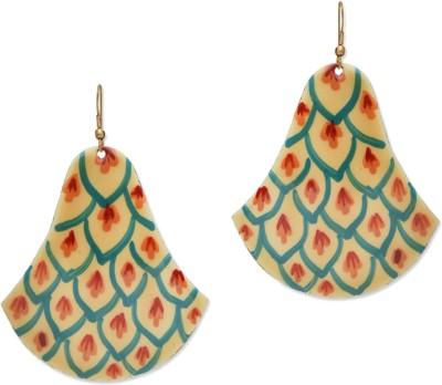 Jewel Paradise PMJPE-0073 Brass Dangle Earring