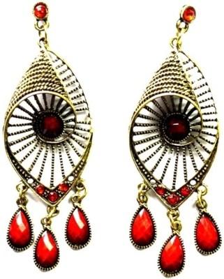Edenoverseas 61 Metal Chandelier Earring