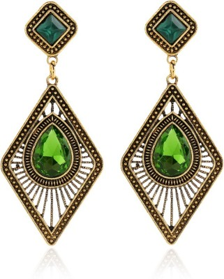 Insia Prisma Lush Alloy Drop Earring