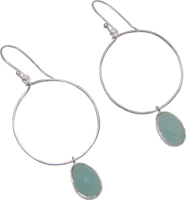 Arvino Circle Of Life Brass Dangle Earring