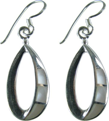 Collana sparkle Sterling Silver Dangle Earring
