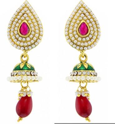Kaizer Jewelry Sparkle Shining Diva Alloy Drop Earring