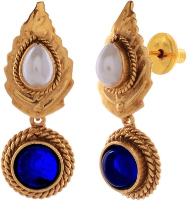 Gehnamart EAR-122 Alloy Drop Earring