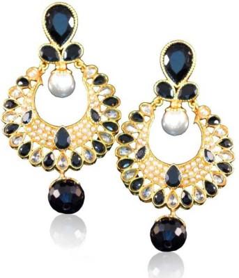Vastradi Jewels Brass, Alloy Dangle Earring