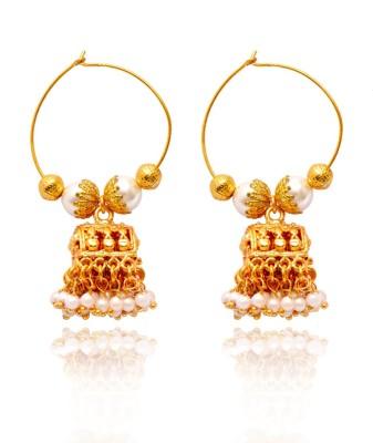 Ratnakar Earrings Set Alloy Jhumki Earring