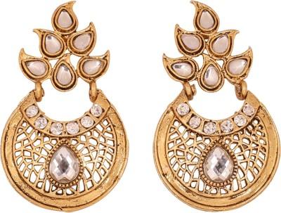 Touchstone Princess Delight Alloy Chandelier Earring
