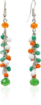 Galz4ever Exclusive Independence Day Alloy Drop Earring