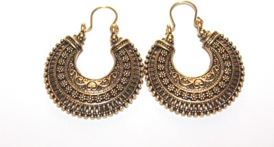 Vanity Roots Antique Affection Alloy Chandbali Earring