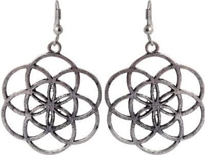 Waama Jewels Golden Brass Dangle & Drop earring gift for best fraind best of all Girl Metal Dangle Earring