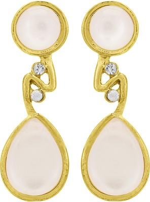 Shanti Jewellery Imported Earrings Brass Dangle Earring