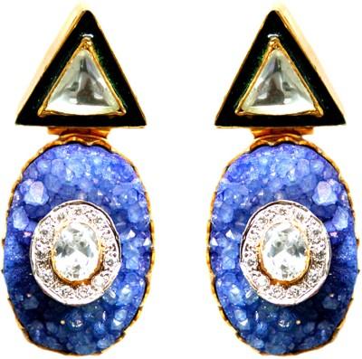 MKJewellers Onyx Copper Drop Earring