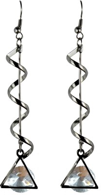 Adorno latest bollywood Alloy, Stainless Steel Dangle Earring