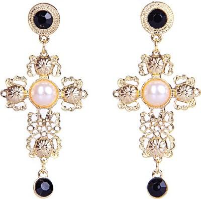 CHKOKKO Bridal Alloy Drop Earring