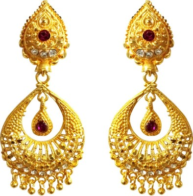 Fashion Frill Just Like Alloy Drop Earring