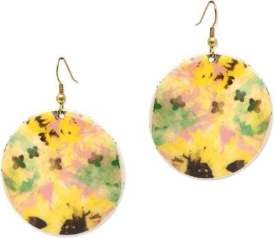 Jewel Paradise PMJPE-0076 Brass Dangle Earring